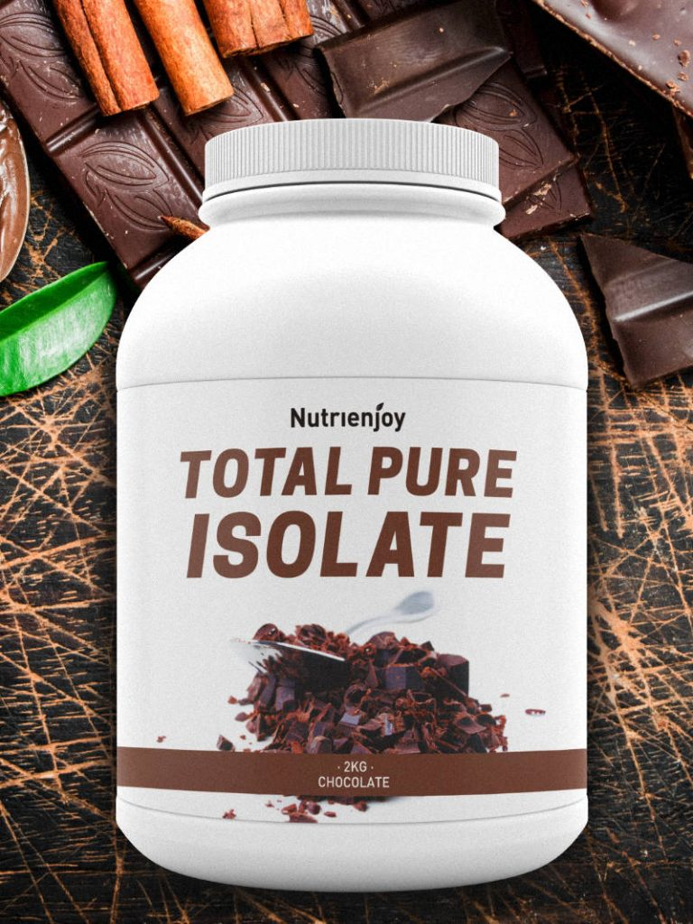Total Pure Isolate Chocolate