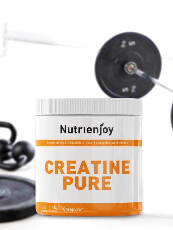 Creatine Pure Natural imagen frontal